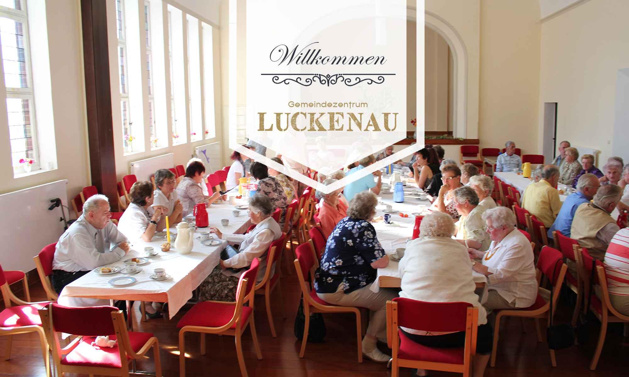 Ev. Gemeindezentrum Luckenau